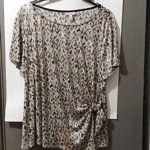Dress Barn 3x blouse